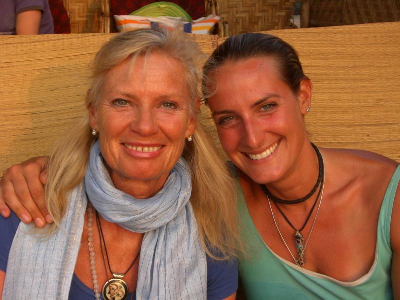 Jenny und ich